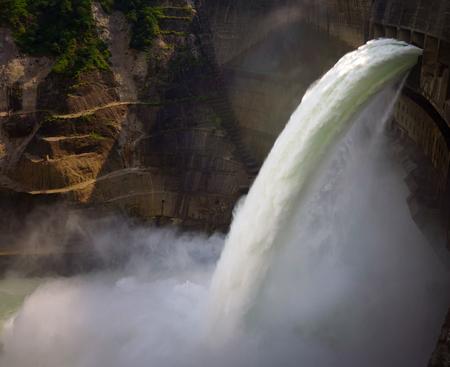 Overflow orifice