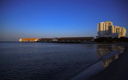 beachfront: Beachfront Hotel Editorial