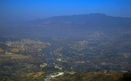 Overlooking Panzhihua