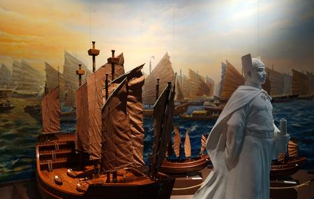 Zheng He fleet