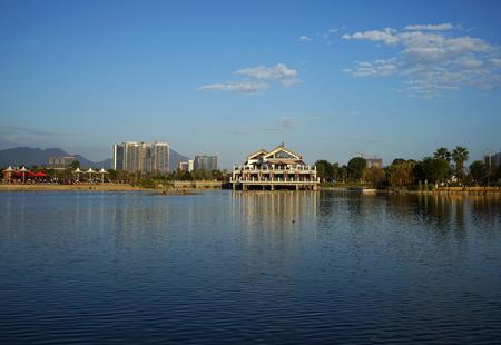 Yangfushan Park Editorial