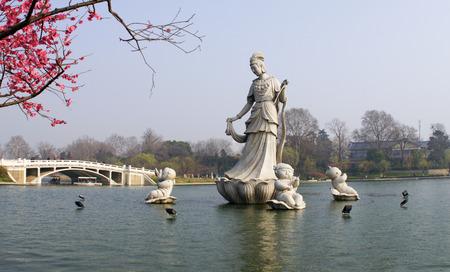 Xuanwu Lake Fairy