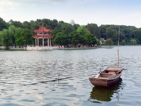 Nanhu scenery