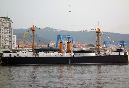 Dingyuan ship Editorial