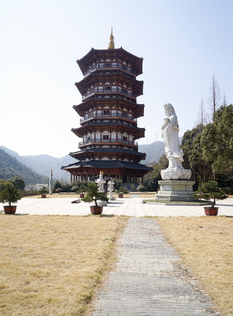 Rui Yan temple tower