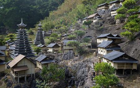 Dai villages at China Folk Culture Villages