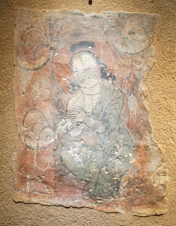grotto paintings Редакционное