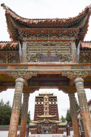 Nine storey Buddha Pavilion