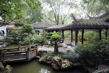 Landscape view of Yi Garden Museum