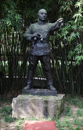 リウ・シアン彫刻外観風景