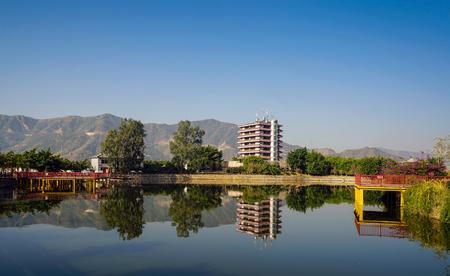 Park at Sichuan