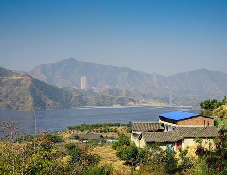 Panzhihua mountain village