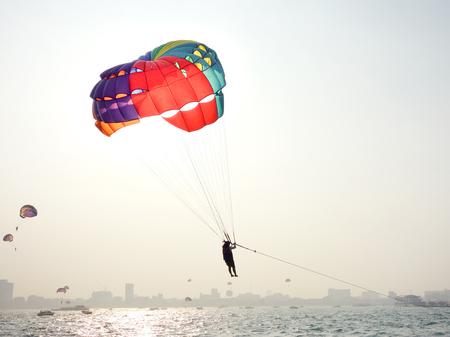Water parachute