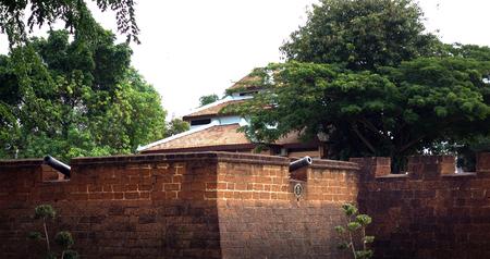City Hall artillery at Malacca Redakční