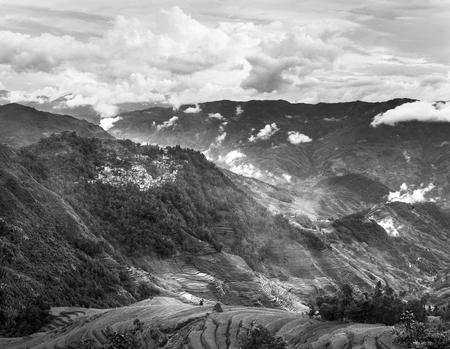 Ailao Mountain landschap