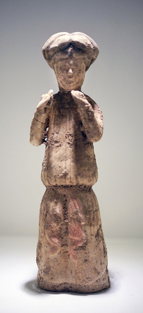 Figurines of flute 報道画像