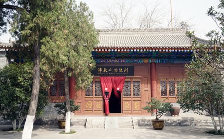 Exhibition of Buddhist cultural relics