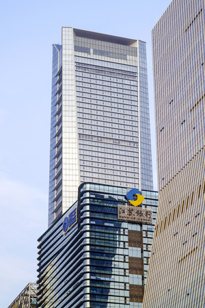 Sea King Building 스톡 콘텐츠
