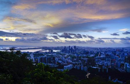 Shenzhen scenery