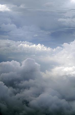 Cotton cloud Archivio Fotografico