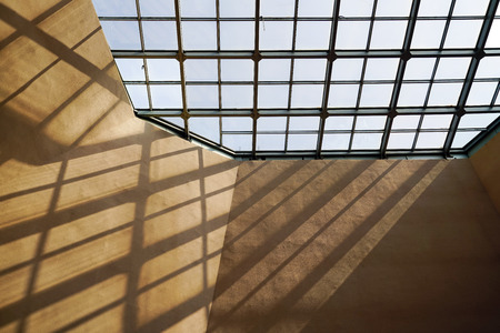 Skylight interior