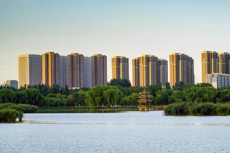 Yinchuan City Building
