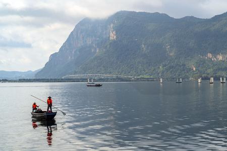 Dianchi Environmental Protection Ship