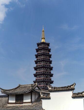 Wanfo Pagoda