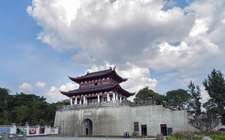 Chi Song Gate scenery