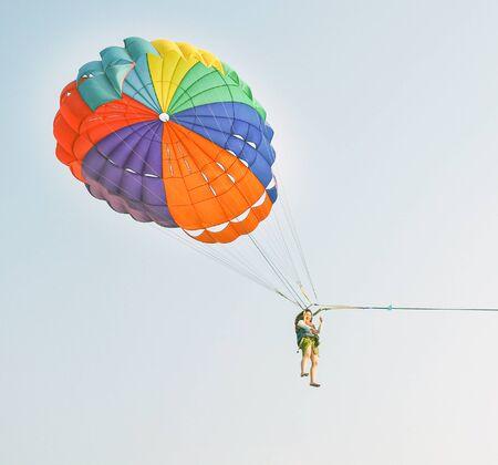 Parachute 스톡 콘텐츠