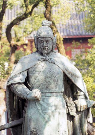 Statue of Yue Fei 新聞圖片