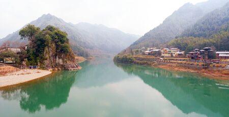 Shexiang scenery