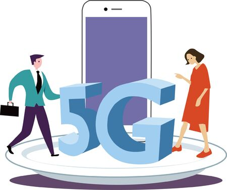 5G industry officially launched, smartphone globalization