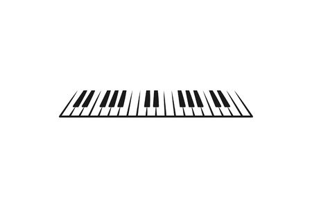 Piano logo design inspiration