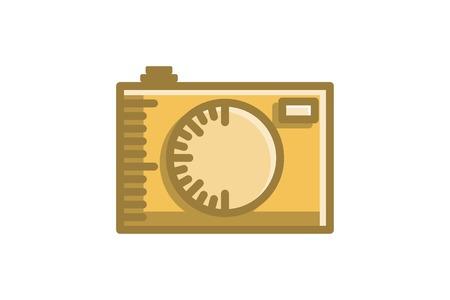Camera design inspiration 矢量图像