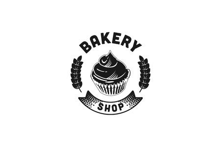 Cupcake, Vintage bakery shop Designs Inspiration