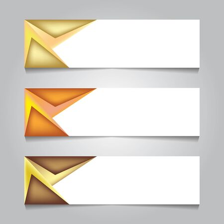 abstract geometric background. luxury gold color. for promotion or offer. vector illustration