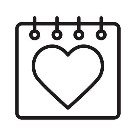 the love triangle icon vector illustration isolated on white