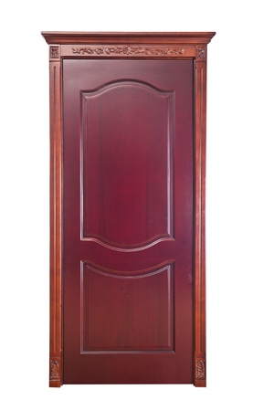 Wood doors Stock Photo - 12028734