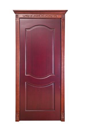 Wood doors Stock Photo - 12028734