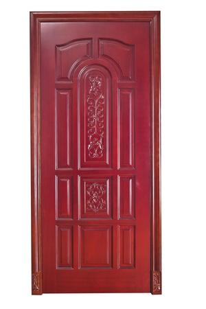 Wood doors Stock Photo - 12028737