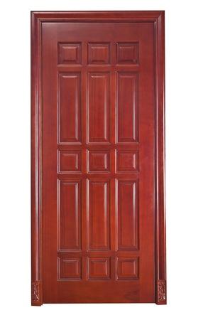 Wood doors Stock Photo - 12028736