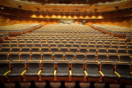 Verlichting van het theater Redactioneel