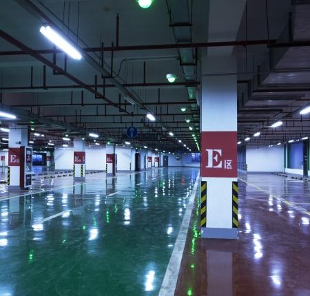 지하에: 주차장