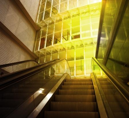 Escalator Stock Photo - 14209169