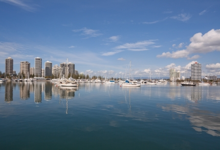 Australia s Gold Coast city photo