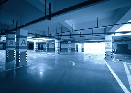 Underground parking Stock Photo - 16838067