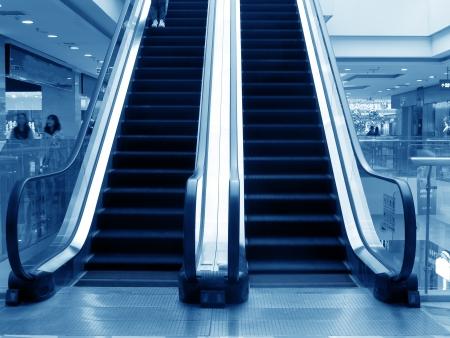 Escalator Stock Photo - 17226091