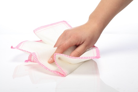 Cleaning cloth photo
