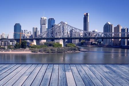Brisbane city building